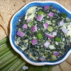 Spinach Casserole - Ww Friendly recipe