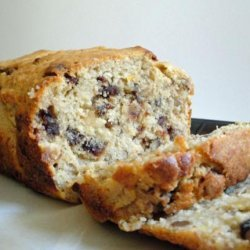Banana Walnut and Date Loaf recipe