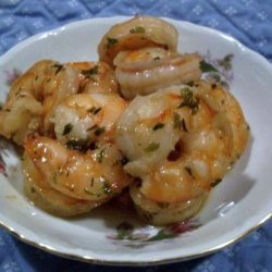 Baked Cajun Shrimp recipe