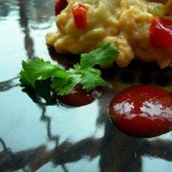 Creamy Chipotle Cauliflower recipe