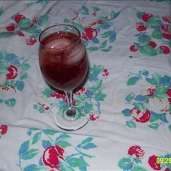 Honey Raspberry Iced Tea recipe