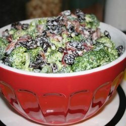 Wendy's Broccoli Salad recipe