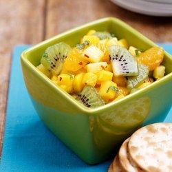 Tropical Fruit Salsa recipe