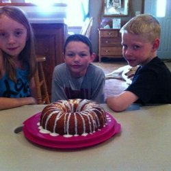 Quick and Easy Applesauce Cake recipe
