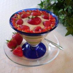 Tofu Strawberry Dessert recipe