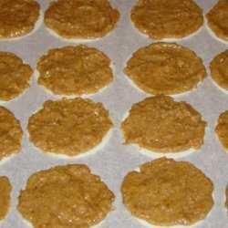 German Lebkuchen With German Baking Wafers Oblaten recipe