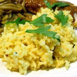 PULAO RICE recipe