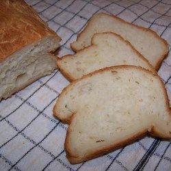 Chickee's Favourite Gluten Free Sandwich (Or French!) Bread recipe