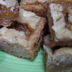 Caramel Chai Bars recipe
