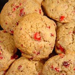 Cranberry Nut Cookies recipe