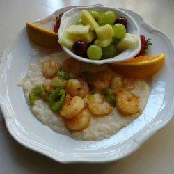 Charleston Shrimp and Grits recipe