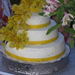 Norwegian Gold Cake recipe