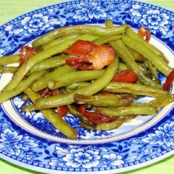 Old Fashioned Green Beans recipe