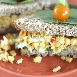 Tuna Salad Sandwich recipe