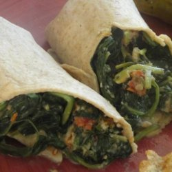 Desperate Spinach recipe