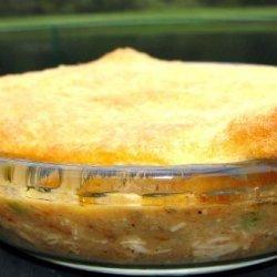 No Time Chicken Pot Pie recipe