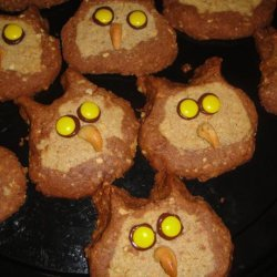 Sarah's Owl Cookies recipe