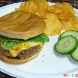 Oven Baked Burgers recipe