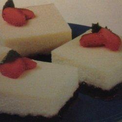 Easy Cream Cheese Fruit Squares recipe