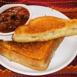 Mexican Grilled Cheese Sandwich recipe