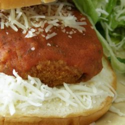 Easy Italian Chicken Sandwich recipe