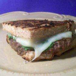 Hamburger Wellington recipe
