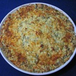Olive Garden Spinach & Artichoke Dip recipe