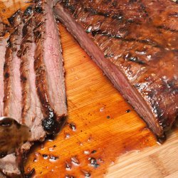 Gingered Flank Steak recipe