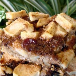 Apple Crunch Bars recipe