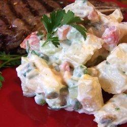 Kristina's Potato Salad recipe