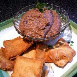 Smokey Black Bean Hummus recipe