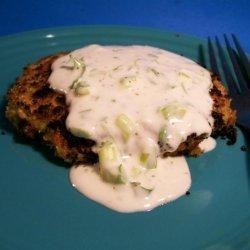 Green Goddess Ranch Salad Dressing With Dip Variation recipe