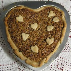 Oatmeal Pecan Pie recipe