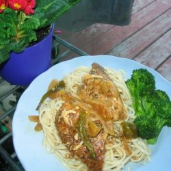 Slow Cooker Old World Chicken and Vegetables recipe