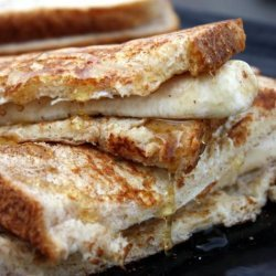 Weight Watchers Honey Banana Toast - 2 Points Per Serving recipe