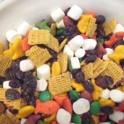 Kids Snack Mix recipe