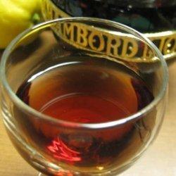 Chambord Truffle Cocktail recipe
