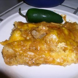Green Chili Sauce recipe