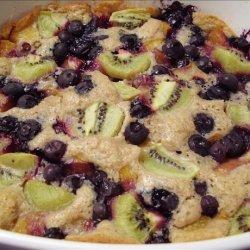 Easy Fruit Cobbler With Splenda recipe