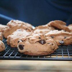 Milo Choc Chip Cookies recipe