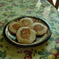 Whole Grain Pancakes recipe
