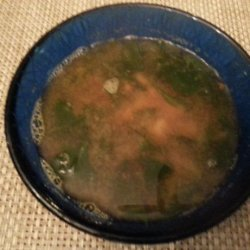 Spinach and Shrimp Miso Soup recipe