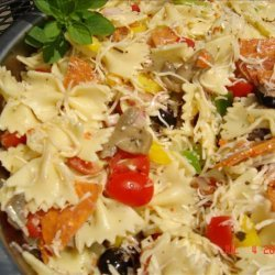 Pizza Salad recipe