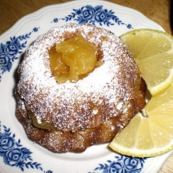 Earl Grey Pound Cake With Lemon Curd recipe