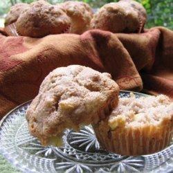 Apple Pecan Muffins recipe