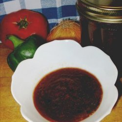 Chili Sauce II recipe