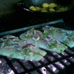 Mahi Mahi With Cilantro and Lime recipe