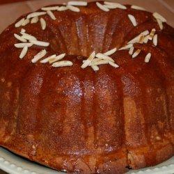 Bailey's Bundt Cake With Irish Cream Glaze recipe