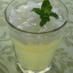Minted Lemonade recipe
