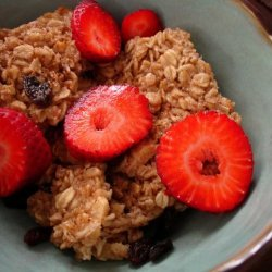 Amish Baked Oatmeal recipe
